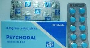 سيكودال أقراص لعلاج القلق والفصام الاكتئابى Psychodal Tablets