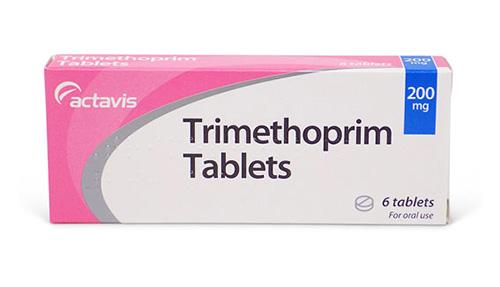ترايميثوبريم أقراص مضاد حيوى واسع المجال Trimethoprim Tablets