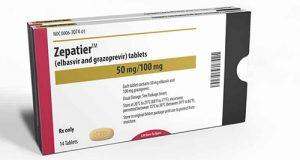 زيباتير أقراص لعلاج فيروس سي Zepatier Tablets
