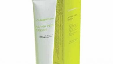 ألفا بلس كريم لتفتيح البشرة والبقع الداكنة Alpha Plus Cream