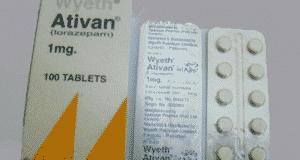 أتيفان أقراص لعلاج القلق والنوبات العصبية Ativan Tablets