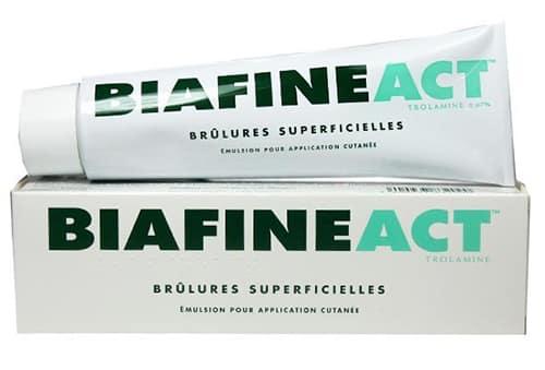 بيافين كريم لتبيض الوجة والمناطق الحساسة Biafine Cream