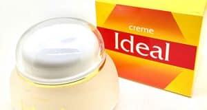 إيديال كريم للعناية بالجسم وتفتيح البشرةIdeal Cream