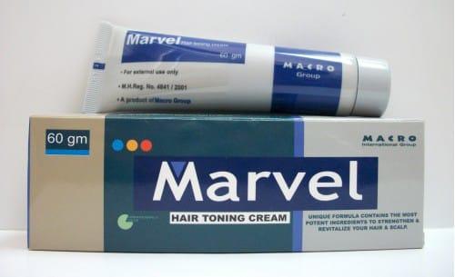 مارفيل كريم لعلاج تساقط الشعر وتقويته Marvel Cream