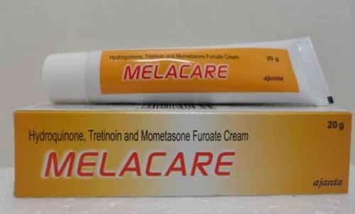 ميلاكير كريم لعلاج الكلف وتفتيج البشرة Melacare Cream