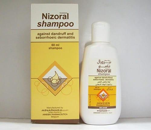 نيزورال شامبو لعلاج قشرة الشعر