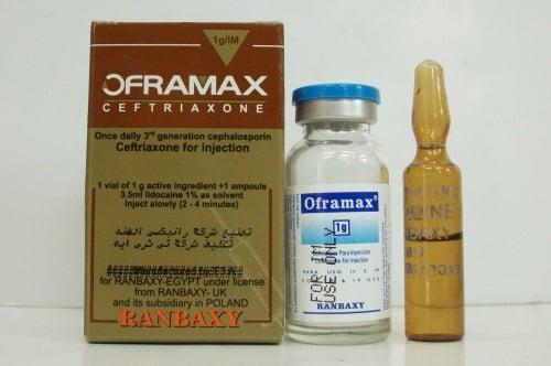 اوفراماكس حقن مضاد حيوى واسع المجال Oframax Injection