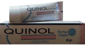 كينول كريم لتفتيح البشرة وتبييض المناطق الحساسةQuinol Cream