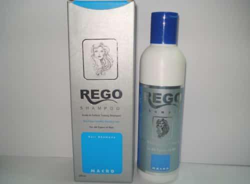 ريجو شامبو مغذى ومقوى لفروة الرأس Rego Shampoo