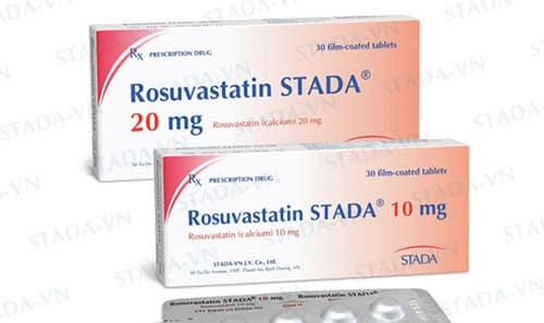 روسوفاستاتين أقراص لعلاج إرتفاع الكولسترول Rosuvastatin Tablets