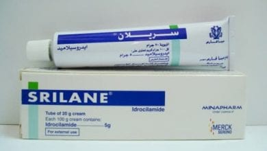 سريلان كريم لعلاج ألام الظهر والرقبة Srilane Cream