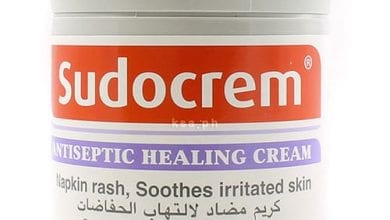 سودو كريم لعلاج التهابات الحفاضة عند الأطفال Sudocrem