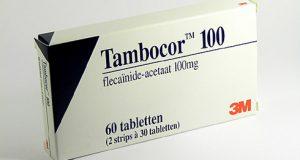 تامبوكور أقراص لعلاج إضطرابات القلب Tambocor Tablets