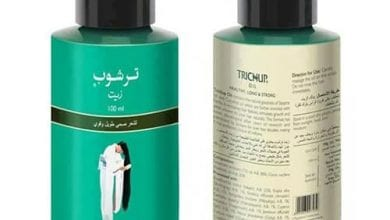 ترشوب زيت لتطويل الشعر وعلاج الشعر التالف Trichup Oil