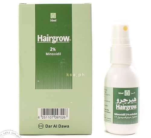 هيرجرو بخاخ لعلاج تساقط الشعر HairGrow Spray