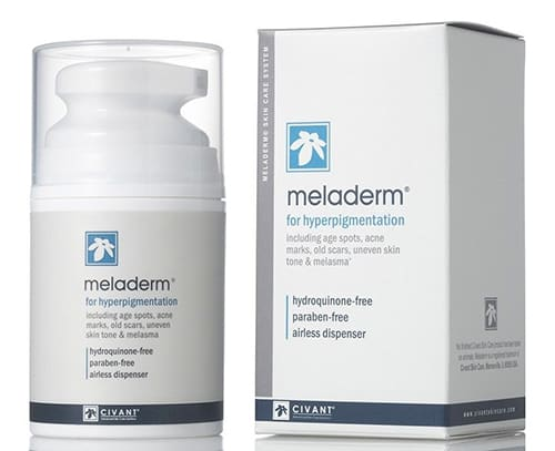 ميلاديرم كريم لتبيض البشرة والبقع الداكنة Meladerm Cream