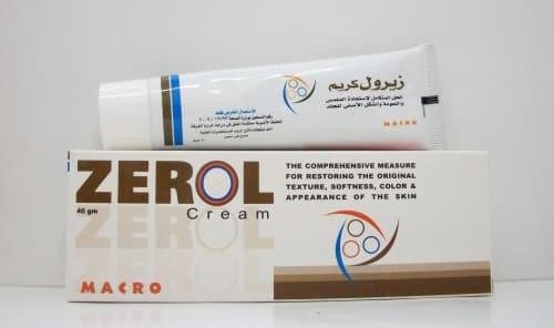 زيرول كريم لعلاج حالات حب الشبابZerol Cream
