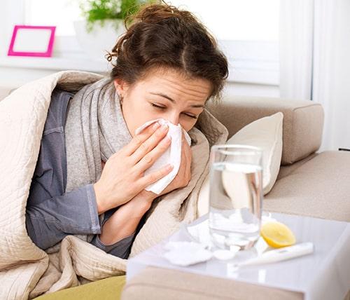 ماهو علاج الزكام وأسبابه وأعراضه Colds