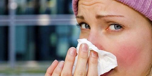ماهو علاج نزلات البرد وأعراضها وأسبابها Common Cold