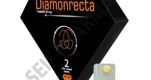 ديامونركتا أقراص لعلاج ضعف الانتصاب Diamonrecta Tablets