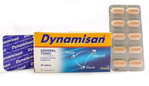 ديناميزانأقراصمكمل غذائىومقوىعام Dynamisan Tablets