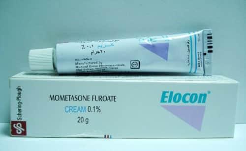 إيلوكون كريم لعلاج إلتهابات الجلد Elocon Cream