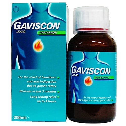 جافيسكون شراب Gaviscon Liquid