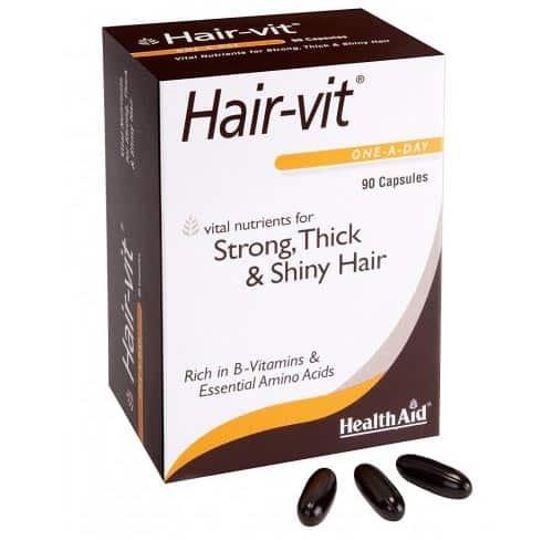 هير فيت كبسولات لمعالجة الشعر والاظافر Hair Vit Capsules