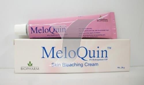 ميلوكين كريم لتفتيح البشرة والمناطق الحساسة Meloquin Cream