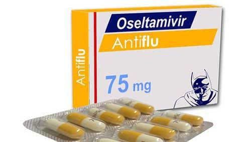 أوسيلتاميفير كبسولات لعلاج الانفلونزا Oseltamivir Capsules