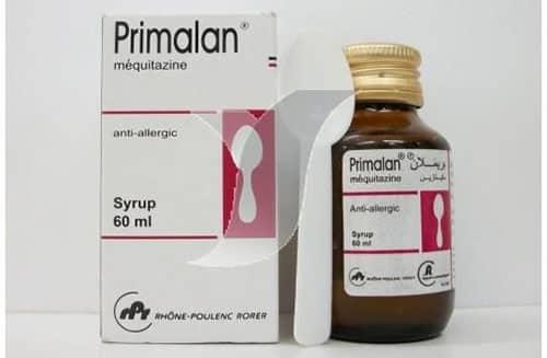 بريمالان شراب Primalan Syrup