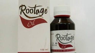 روتاج زيت للشعر الجاف والعادى Rootage Hair Oil