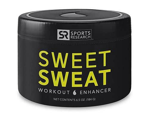 سويت سويت كريم لحرق الدهون وتنحيف البطن Sweet Sweat Cream