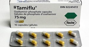تاميفلو كبسولات لعلاج الانفلونزاTamiflu Capsules