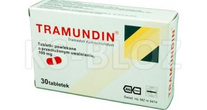 تراموندين أقراص مسكن للالام الشديدة Tramundin Tablets
