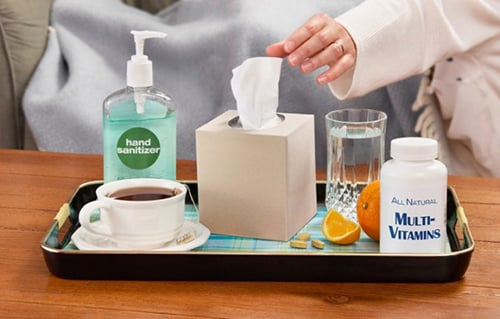 علاج نزلات البردCommon Cold