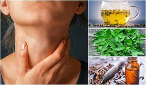 علاجالتهاب الحلق Sore Throat