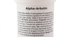 الفا آربوتين بودرة لتبييض البشرة Alpha Arbutin Powder