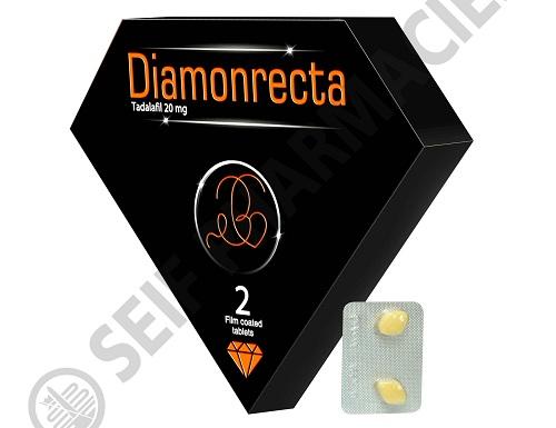 سعر اقراص ديامونركتا 20 مجم Diamonrecta 20mg