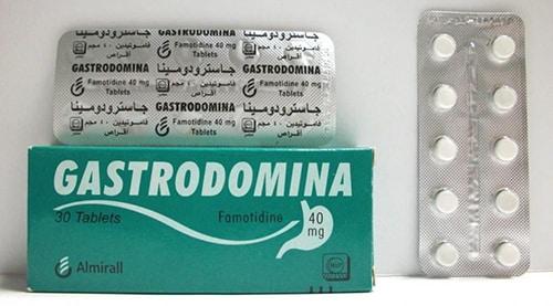 جاسترودومينا أقراص لعلاج قرحة المعدة والاثنى عشر Gastrodomina Tablets