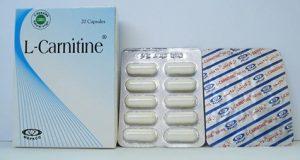 إل كارنيتين كبسولات شراب نقط لضعف وضمور العضلات الهيكلية L Carnitine