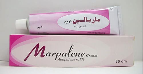 كريم ماربالين مقشر Marpalene Cream