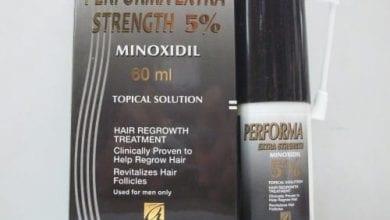بيرفورما بخاخ لعلاج تساقط الشعر Performa Solution