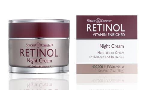 ريتينول كريم لتنقية البشرة ومحاربة التجاعيد Retinol Creamريتينول كريم لتنقية البشرة ومحاربة التجاعيد Retinol Cream