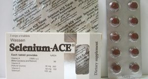 سيلينيوم إيه سي إي أقراص مضاد للاكسدة Selenium ACE Tablets