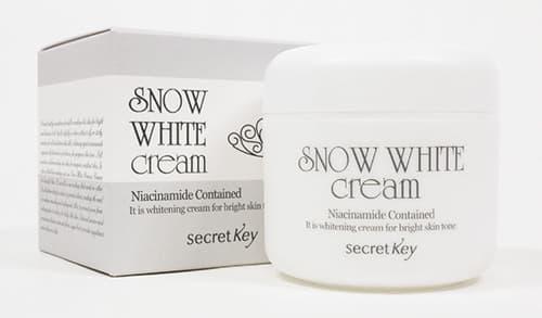 سنو وايت كريم لتفتيح البشرة وإخفاء الهالات السوداء Snow White Cream