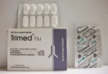 ترايمد فلو اقراص Trimed Flu Tablets