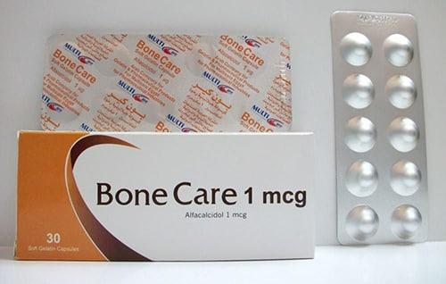 بون كير كبسولات لعلاج نقص الكالسيوم Bone Care Capsules