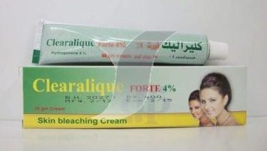 كليراليك كريم لتفتيح لون البشرة Clearalique Cream