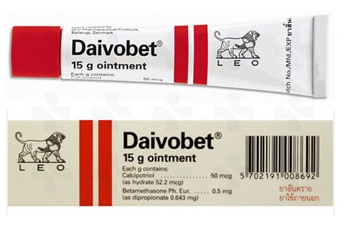 دايفوبيت مرهم لعلاج الصدفية والتهاب الجلد Daivobet Ointment